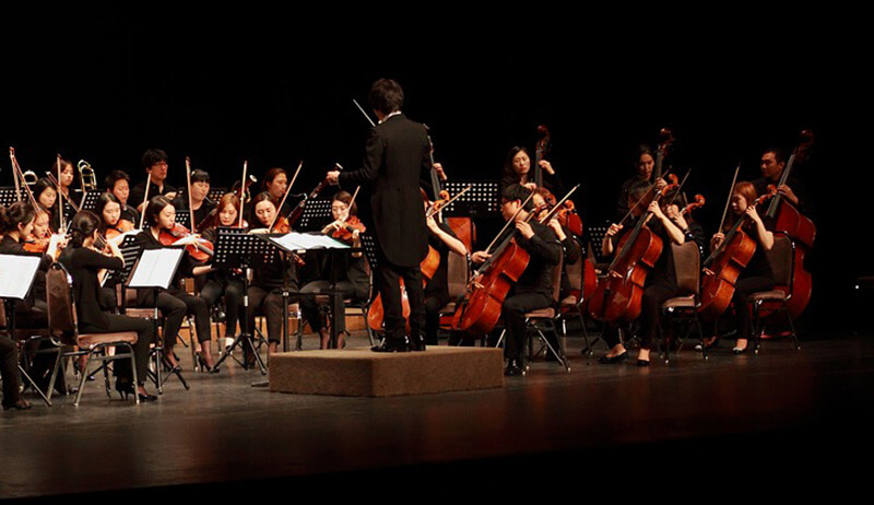 劇伴作曲家コースのイメージ